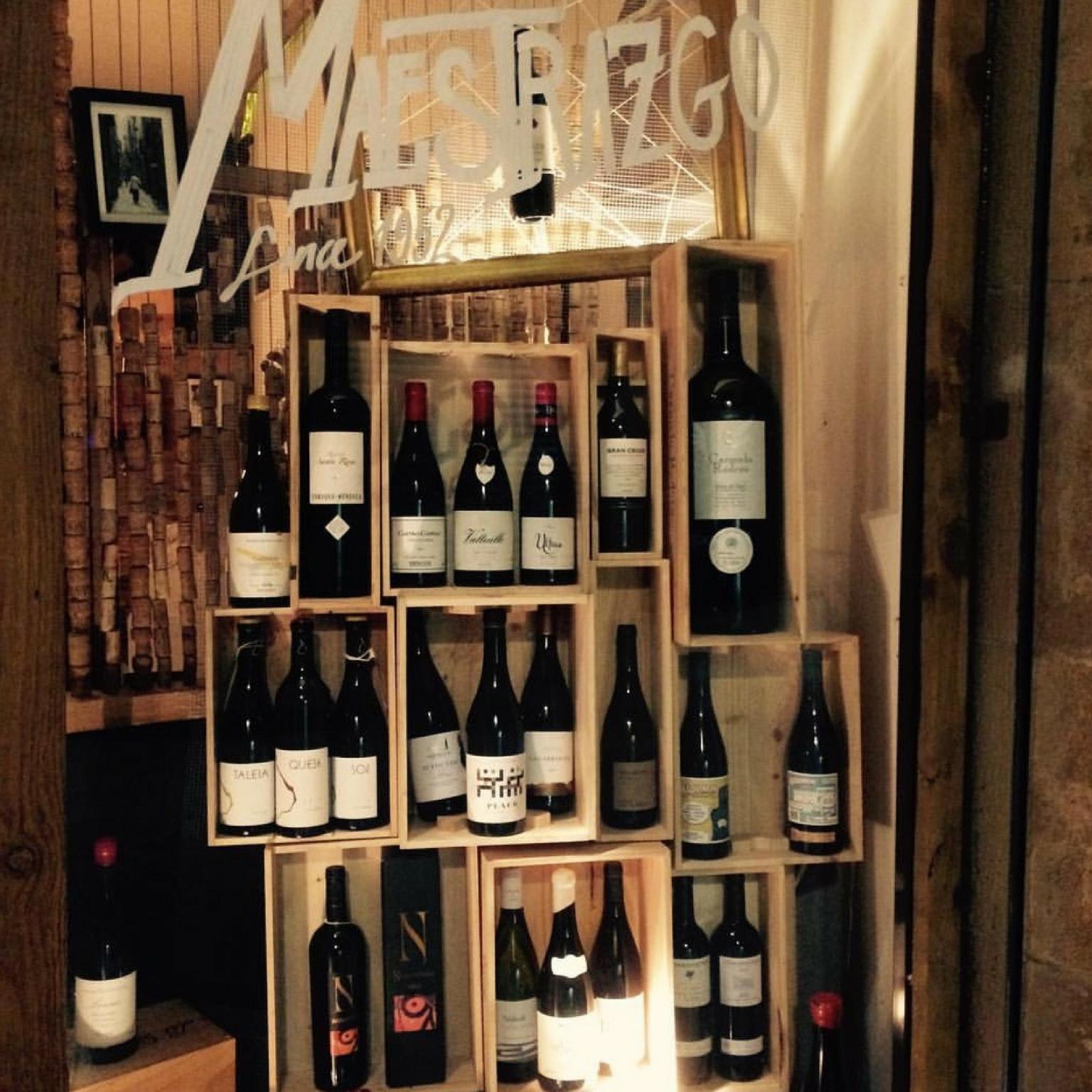 Private Tasting Room in our Barcelona wine bar, Bodega Maestrazgo!