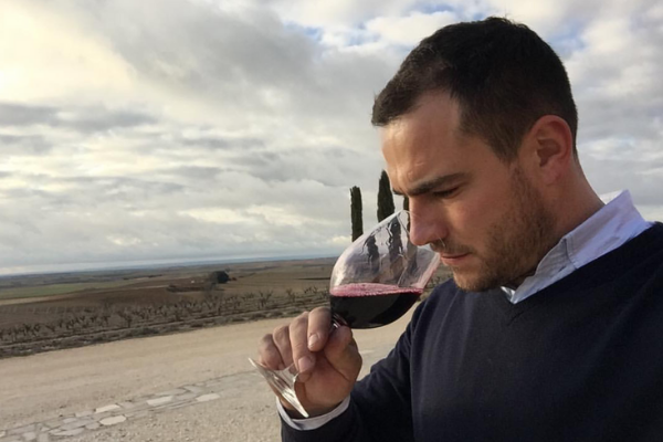 Francisco Barona - Ribera Del Duero - Wine Maker español - Cata de vinos