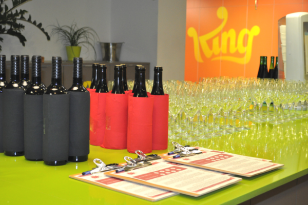Wine Tasting in Barcelona Blind Wine Tasting