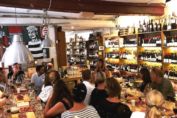 Wine Tasting in Barcelona Corporate Group
