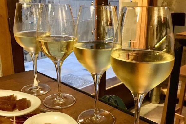 Wine tastings Barcelona White Spanish grape varieties