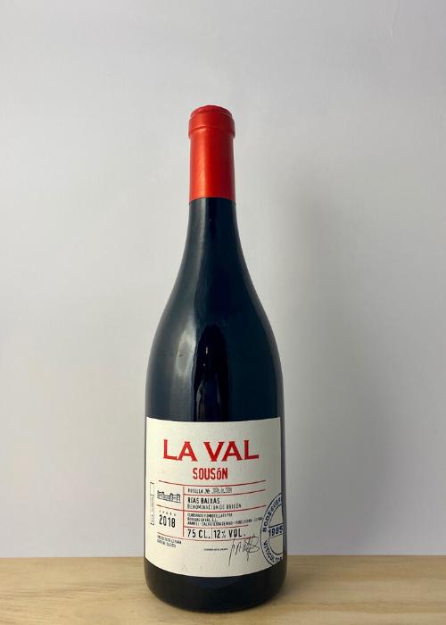 La Val Sousón 2018 - Riax Baixes