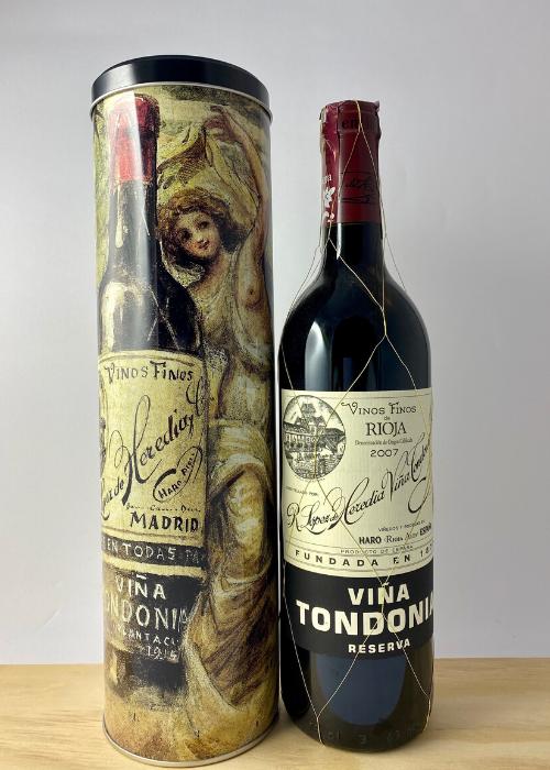 Viña Tondonia Speical Gift Box Wine Rioja