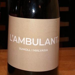 L'Ambulante Natural Wine Sumoll and Malvasia