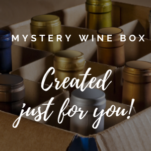 Personalised Mystery Wine Box