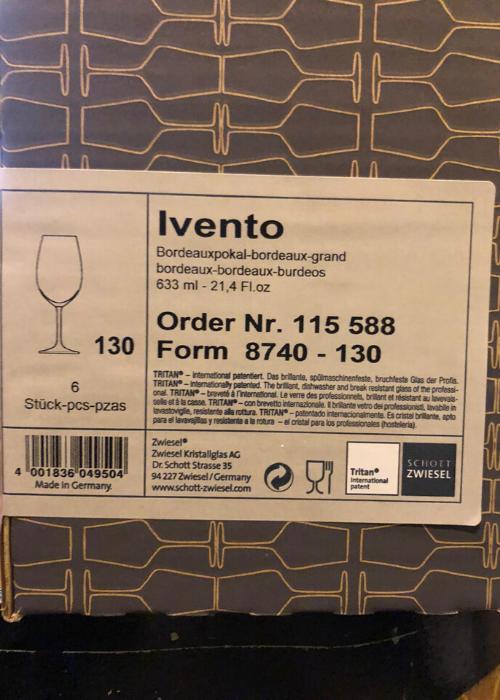 Schott Zwiesel Ivento 130 Box