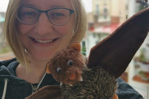 Paulina loves Bats & Recaredo