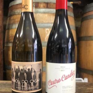 Wine Alphabet Galicia Wine Tasting