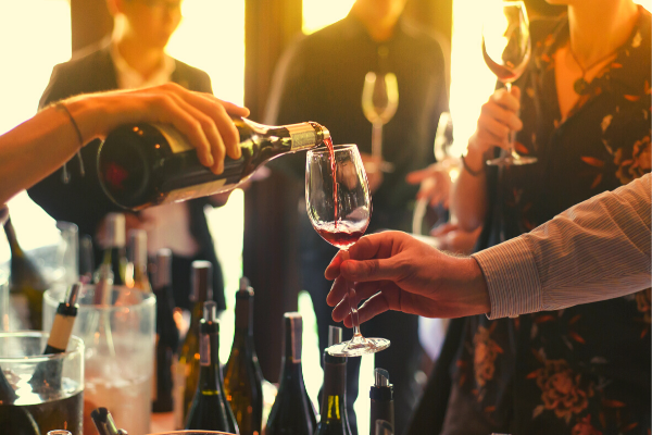 Staff Training Wine Bar and Restaurant Consultancy Services