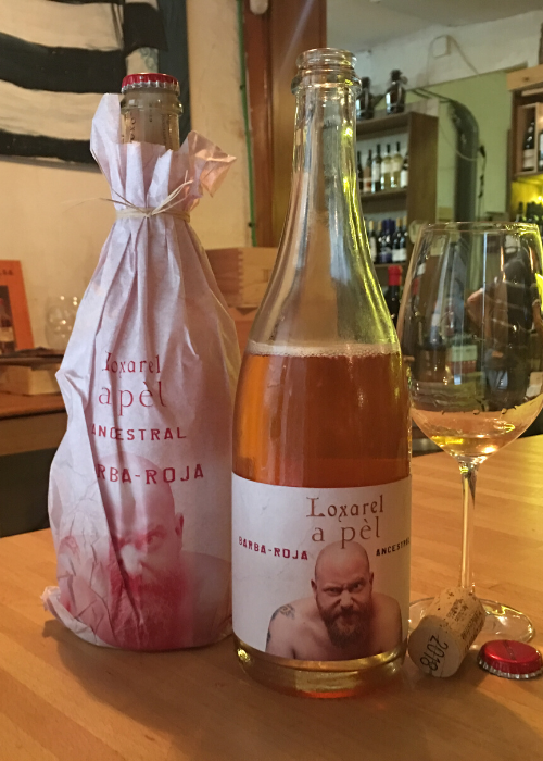 Loxarel a Pél - Ancestral Cava - Barba Roja - Penedes, Spanish Sparkling Wine