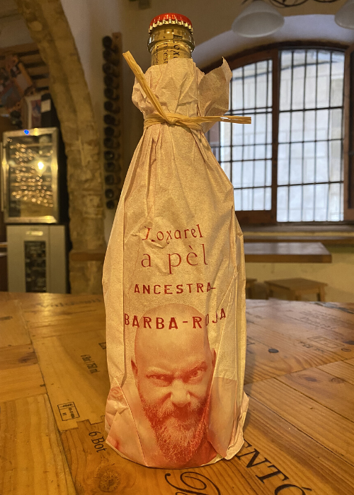 Loxarel a Pél - Ancestral Cava - Barba Roja